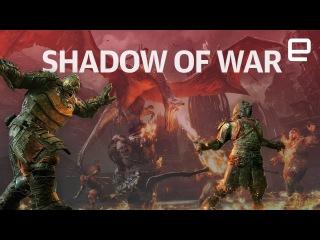 Troy Baker talks Middle-earth: Shadow of War | E3 2017