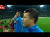 Фантастическое исполнение гимна Украины перед матчем против Турции