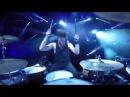 2CELLOS - You Shook Me All Night Long Live at Arena di Verona - DRUM CAM - Dusan Kranjc