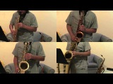 Saxophone Quartet: Tsuna Awakens / Kakusei