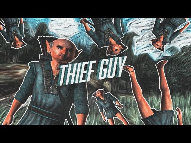 Oblivion Thief Guy (2017 colorized)