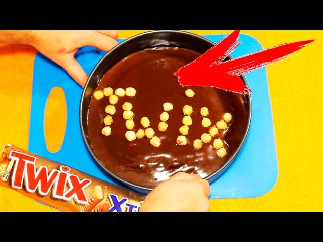 Твикс - торт TWIX, своими руками, приготовить дома. Вкусный, простой рецепт