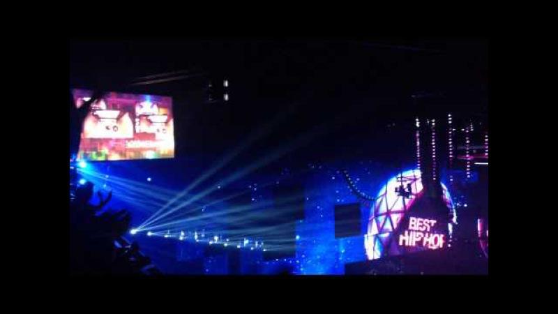 Rita Ora Eminem - Best hiphop award MTV EMA 2013