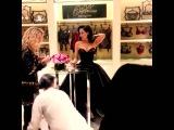 Dita Von Teese lingerie launch @Bloomingdales NYC