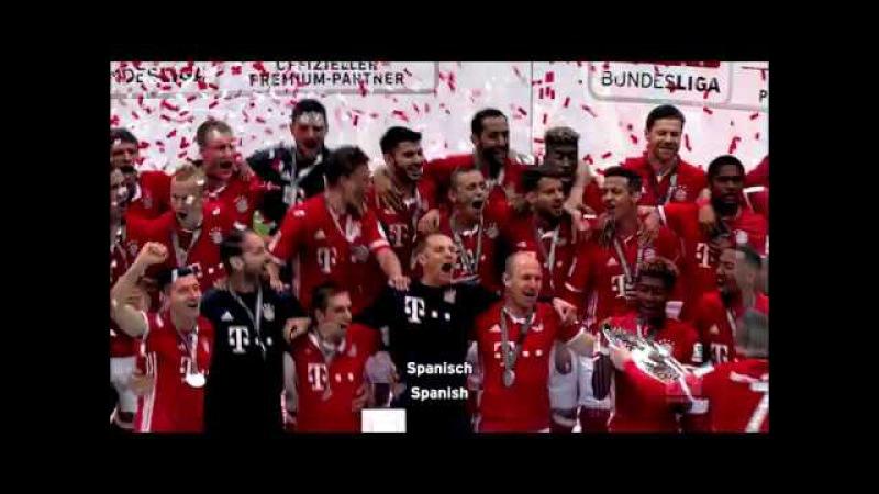 FC Bayern München - Stern des Südens (12 Sprachen Edition) HD
