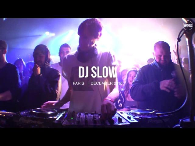 DJ Slow Boiler Room Paris DJ Set