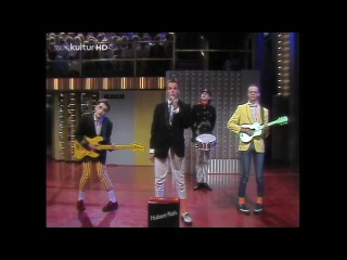 Hubert Kah - Rosemarie (ZDF Hitparade 1982) 2. Auftritt