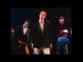 Hubert Kah - Rosemarie (Music-Box 1982) - 1. TV-Auftritt der Band