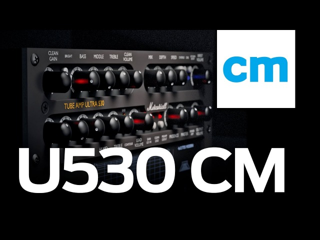 Instant metal mixing with Mercuriall U530 CM - FREE VST/AU with CM237