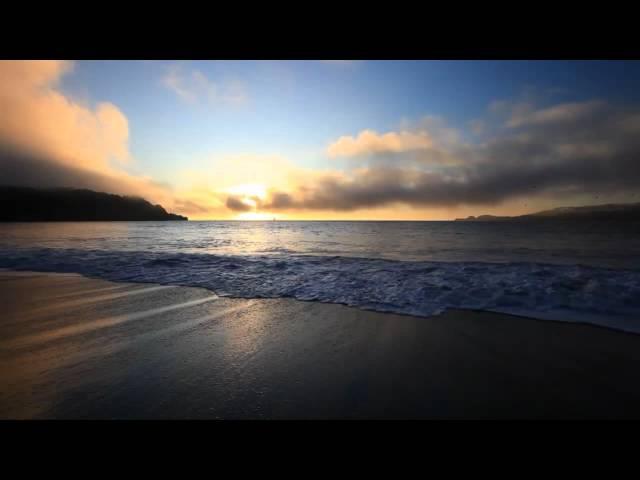 Beautiful Lounge Music - HD Ocean Sunset