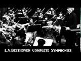 L.V.Beethoven Complete Symphonies A.Toscanini NBC-SO (1951~3)