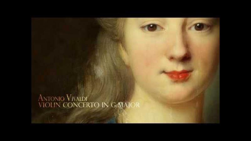 A. VIVALDI: Violin Concerto in G major RV 314a [Adagio], Gli Incogniti