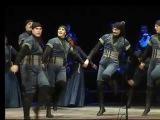 Batumi State dance Company - Lazian dance (Лазский танец)
