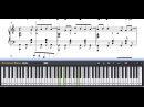 Free Mayonaka no Orchestra - Naruto: Shippuden ED3 Piano Sheet Music Tutorial
