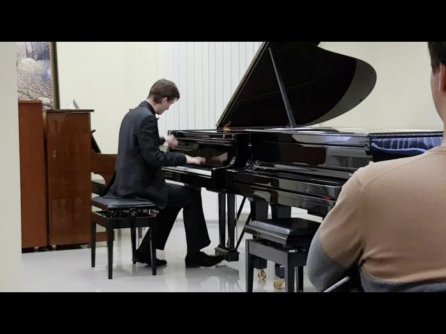 Prokofiev - Suggestion Diabolique (Vladimir Chernyshov)