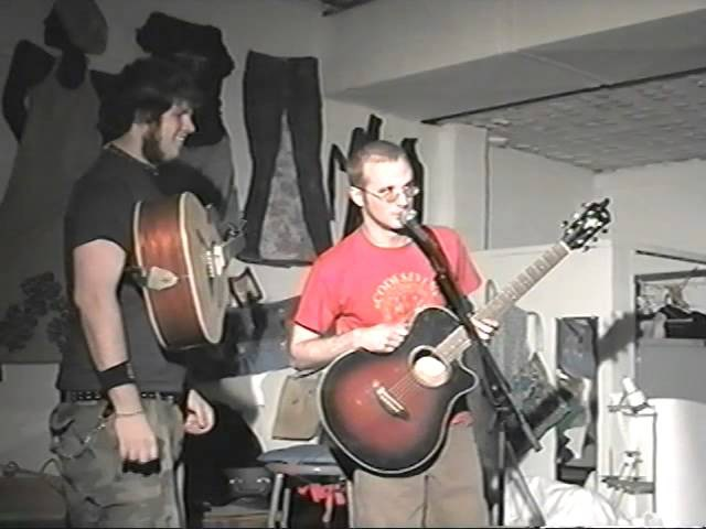 Part 2 of 2 - Have A Nice Life - 22704 - Umass Amherst Craft Center Open Mic Night