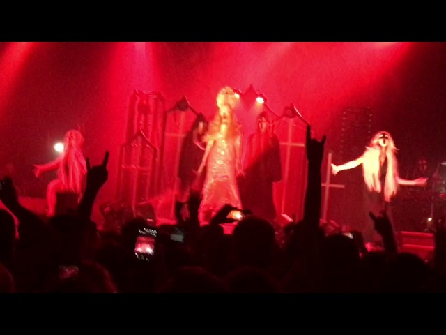 In This Moment Half God Half Devil Tour