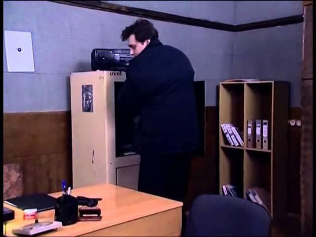 Марш Турецкого 1 сезон.Синдикат киллеров.2 серия
