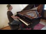 Da Tweekaz Mashup (Piano)