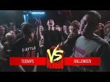 VERSUS FRESH BLOOD 3 (Teeraps VS HALLOWEEN) Round 3