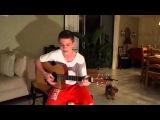 Not Afraid by Eminem Guitar cover by Leon Majcen