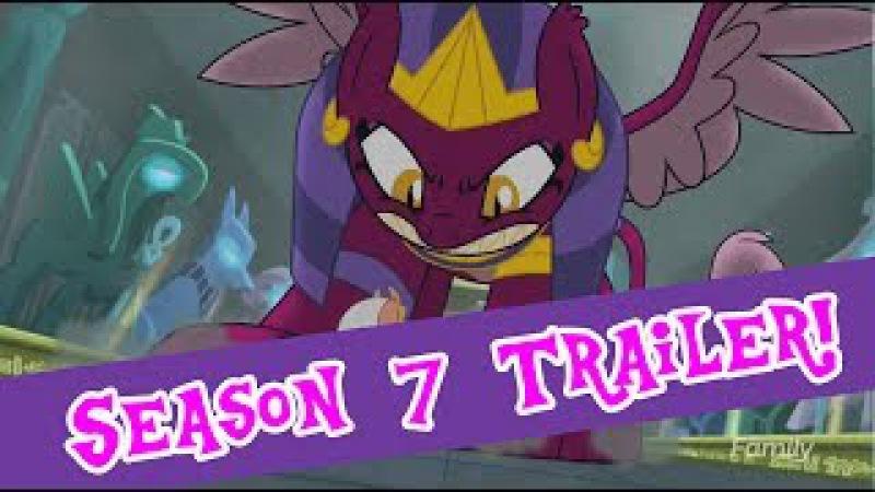 ( Trailer ) My Little Pony Season 7 - Episode 16