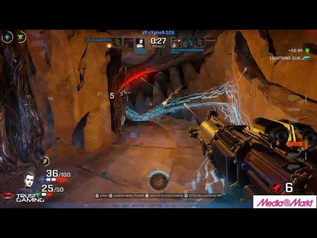 Cypher vs. Evil, dm6, LB final (MediaMarkt QC 1x1 Moscow)