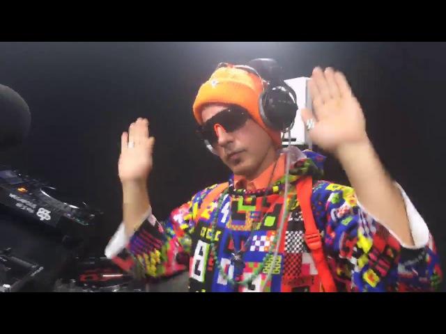 DJ LIST @ Megapolis FM - программа Танцы со Вселенной, выпуск 18/07/2017