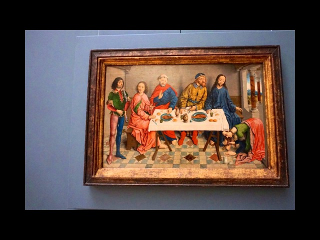 Королевский музей изящных искусств в Брюсселе