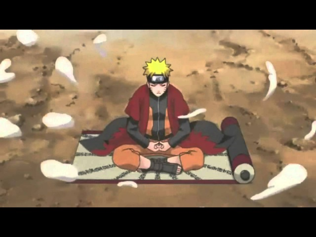 Naruto Shippuden - Naruto vs Pain - Linkin Park 'In The End' - AMV [HD]