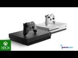 Стрим презентации Microsoft Xbox One X на Gamescom 2017 !!!LIVE!!!