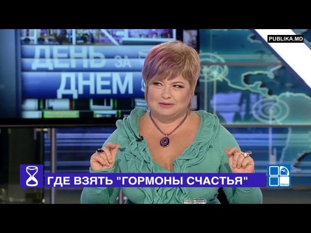 Алена Дмитриева, беседа на национальном теле канале