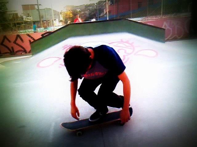 Fake 360° Varial Flip | Skate na Hora