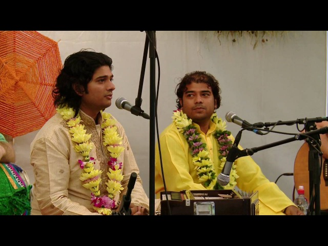 Концерт Битту Маллика (Индия)- индийская музыка, ведические мантры -09- Svētgrīvas 2016.06.22