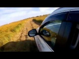 Внедорожный тест-драйв Mitsubishi Pajero Sport III c