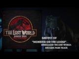 T-Rex Breaks Out  Unreleased The Lost World Jurassic Park Score