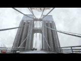 Painkiller Ambient Environment Snowy Bridge Level