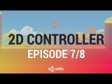 2D Platformer Character Controller - Adding Player Animation 78 Live 2017222