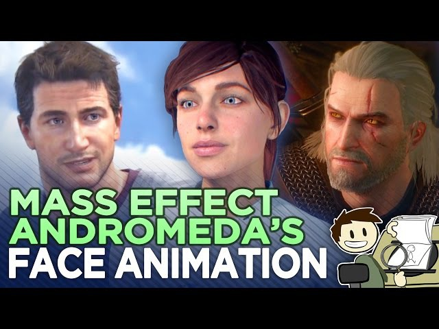 What Happened to Mass Effect Andromeda's Animation? - Extra Frames