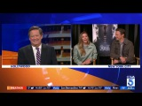 Sam Rubin Chats With Jeremy Renner &amp Elizabeth Olsen On