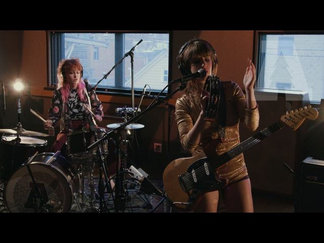 Deap Vally on Audiotree Live (Full Session)