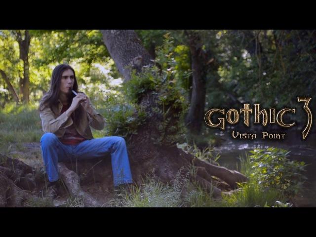 Gothic 3 Vista Point Cover by Dryante Kai Rosenkranz