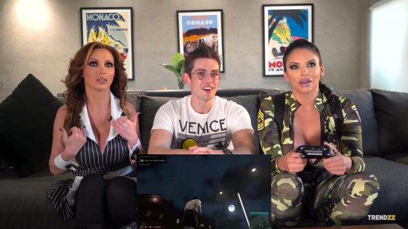 Porn Stars Play Mafia III (ft. Nikki Benz Missy Martinez) » Freewka.com - Смотреть онлайн в хорощем качестве