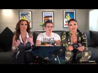 Porn Stars Play  Mafia III (ft. Nikki Benz  Missy Martinez)
