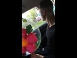 Назар и шарик