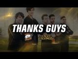 Virtus.pro выходит из League of Legends