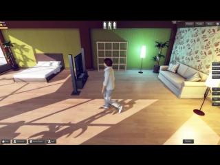 Игра 3DXChat онлайн Обзор Игры 18