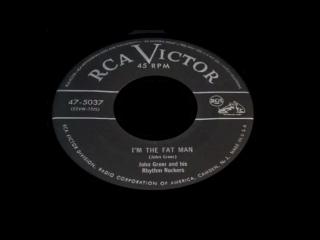 (Big) John Greer - Im The Fat Man