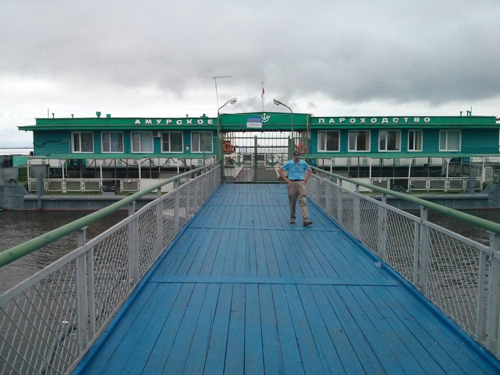 На речном вокзале Хабаровска появится гостиница, конференц-зал и Duty Free