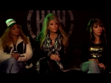 HRH TV - Chat with Vixen @ HARD ROCK HELL X, 11.11.2016